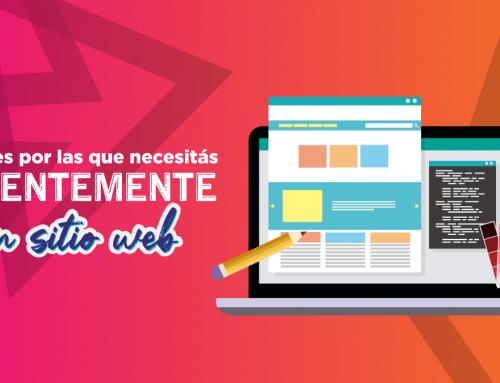 ¿Por qué necesitás URGENTEMENTE un sitio web?